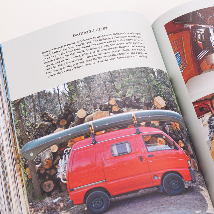 Hit The Road Book