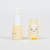 Product shot: INUWET Bunny Lemon Lip Balm