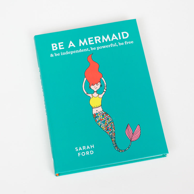 Be A Mermaid Book