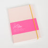 Product shot: Ashkahn A6 Peach Notebook