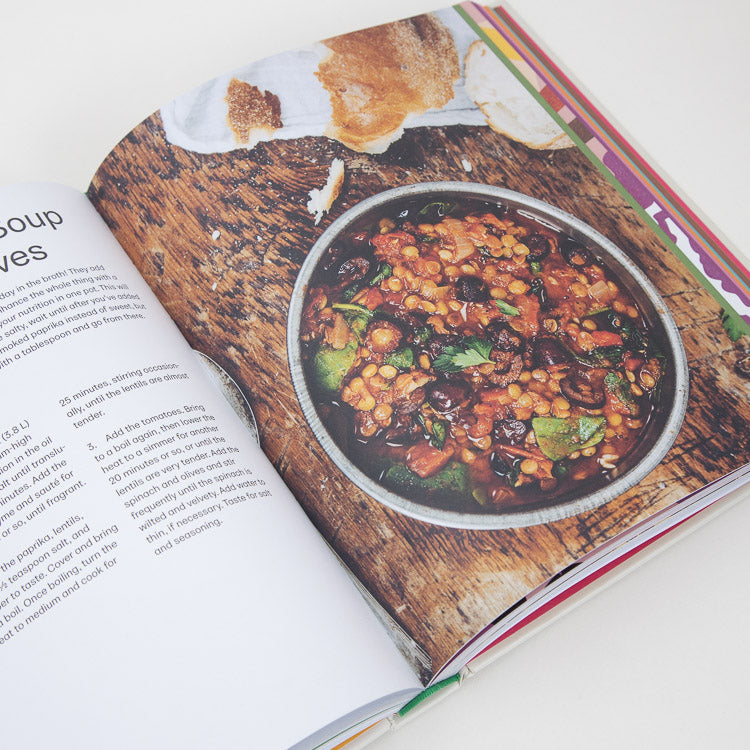 I Can Cook Vegan By Isa Chandra Moskowitz - page detail