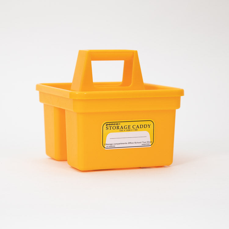 Hightide Penco Small Yellow Storage Caddy