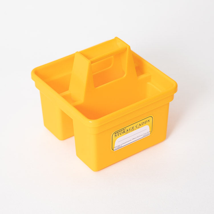 Hightide Penco Small Yellow Storage Caddy - top view