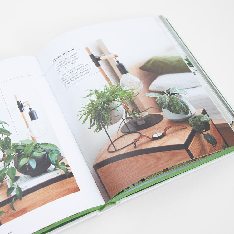 The Leaf Supply Guide To Creating Your Indoor Jungle - open book view