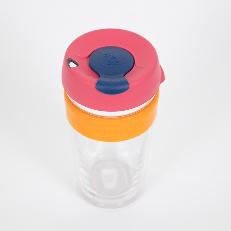 KeepCup Longplay Aura Reusable 454ml /16oz Cup