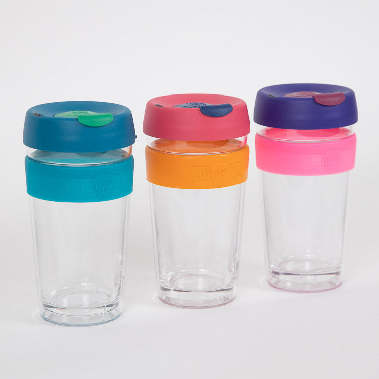 KeepCup Longplay Bloom Reusable 454ml /16oz Cup