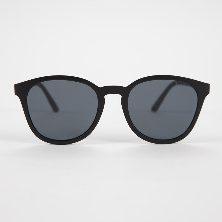 Le Specs Renegade Matte Black Sunglasses
