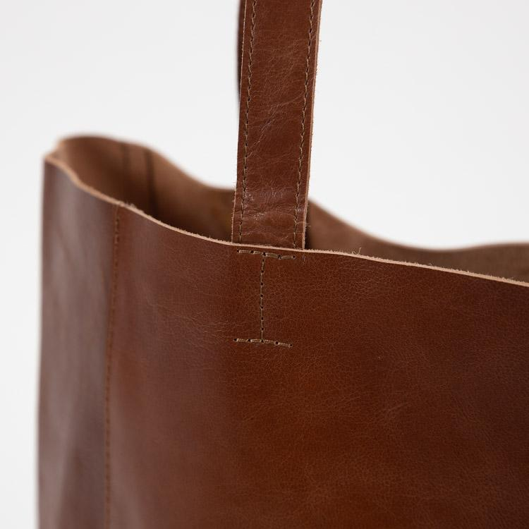 Bellerose Nirya Leather Shopper