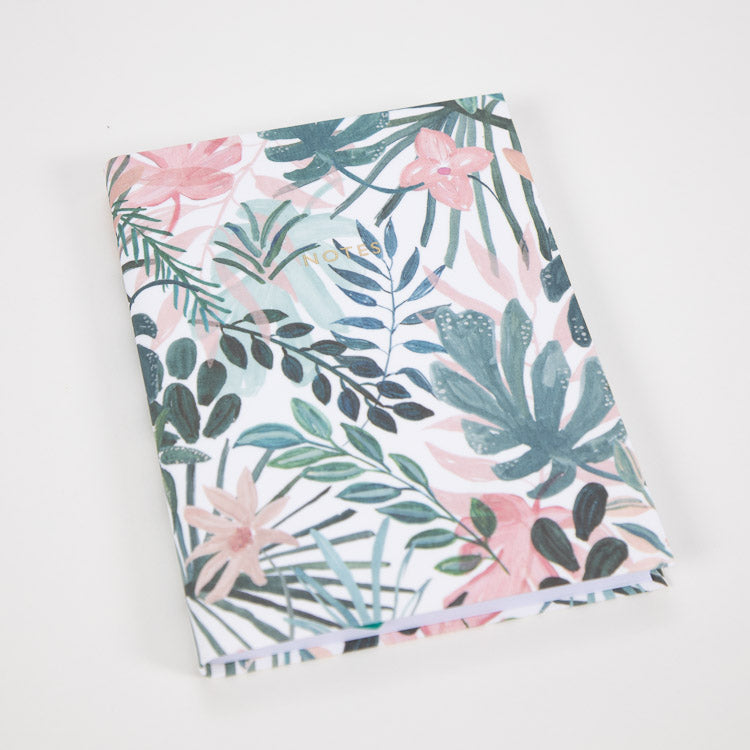 Ohh Deer x Marzia Beach Botanicals A6 Notebook