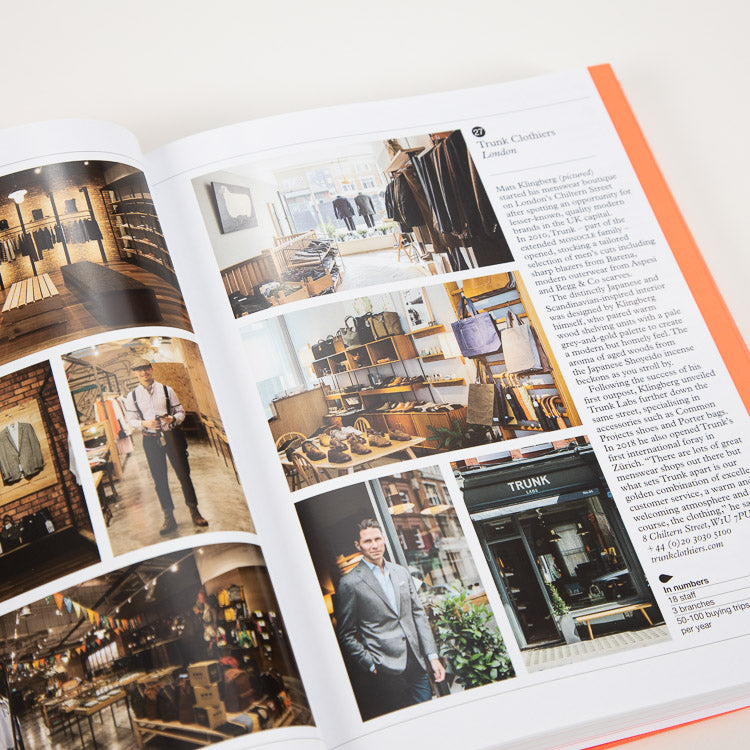 The Monocle Guide to Shops, Kiosks and Markets - inside view