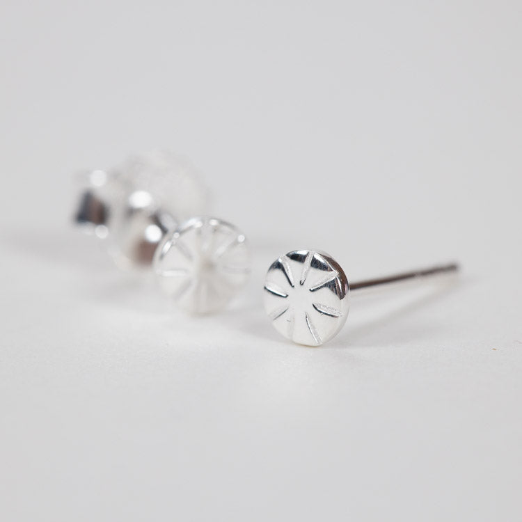Pernille Corydon Silver Copenhagen Stud Earrings