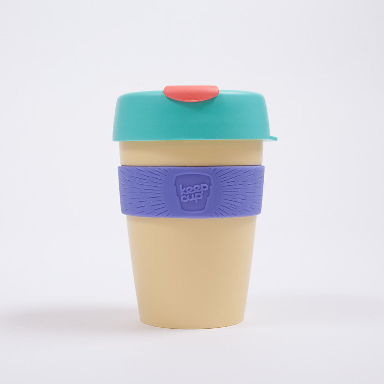 Keepcup Yellow Reusable Coffee Cup