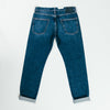 Product shot, back view of Levi's Made In Crafted 502 Regular Taper Mens Jeans