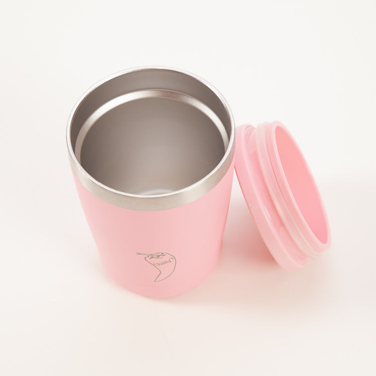 Chilly's Coffee Cup Pastel Pink 340ml