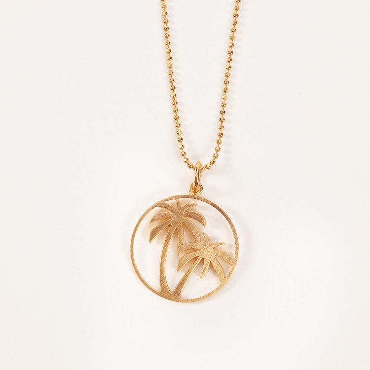 Product shot: Pernille Corydon Bounty Gold Necklace