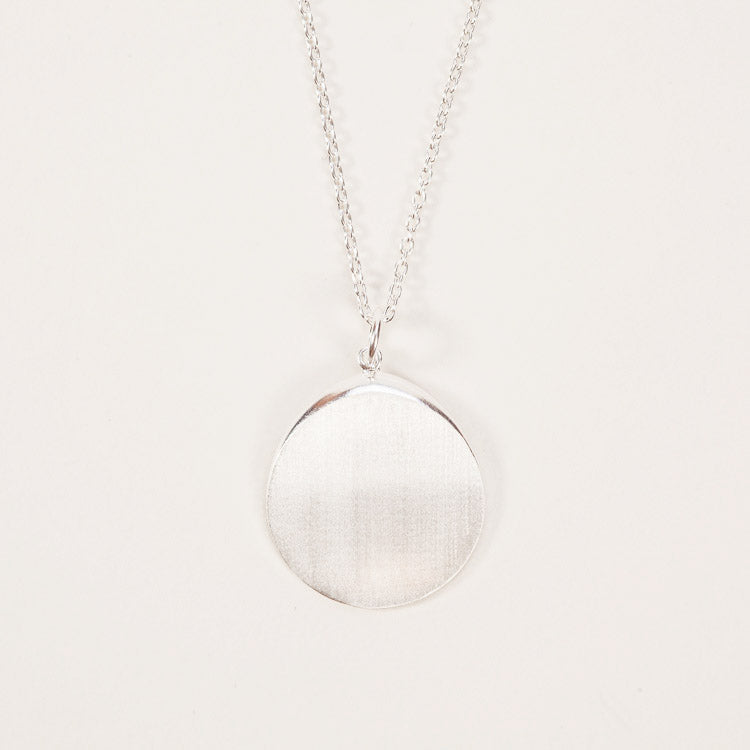 Product shot: Pernille Corydon Hepburn Silver Necklace