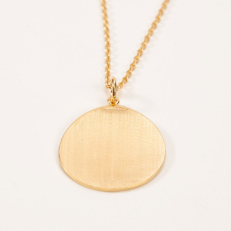 Product shot: Pernille Corydon Hepburn Gold Necklace