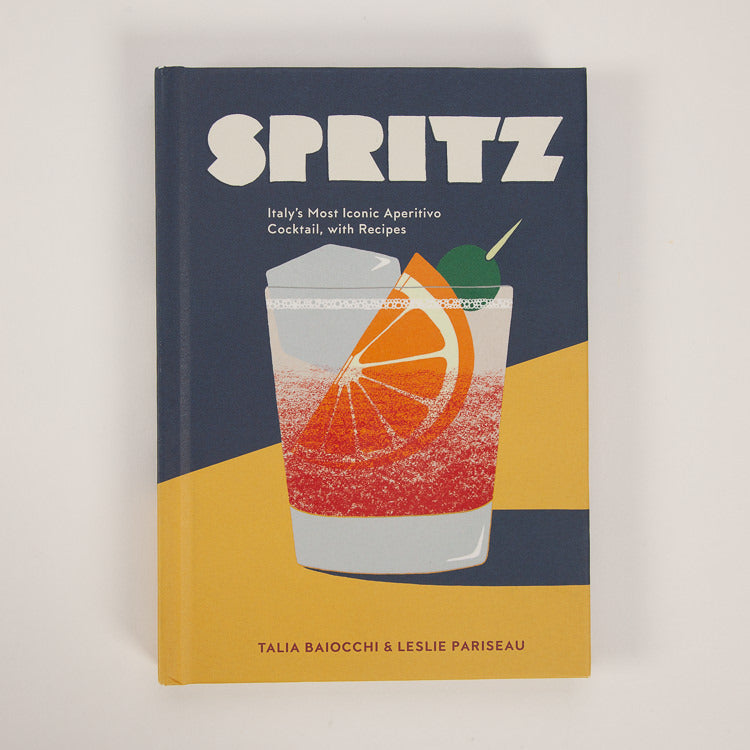 Product shot: Spritz: Italy's Most Iconic Aperitivo Cocktail