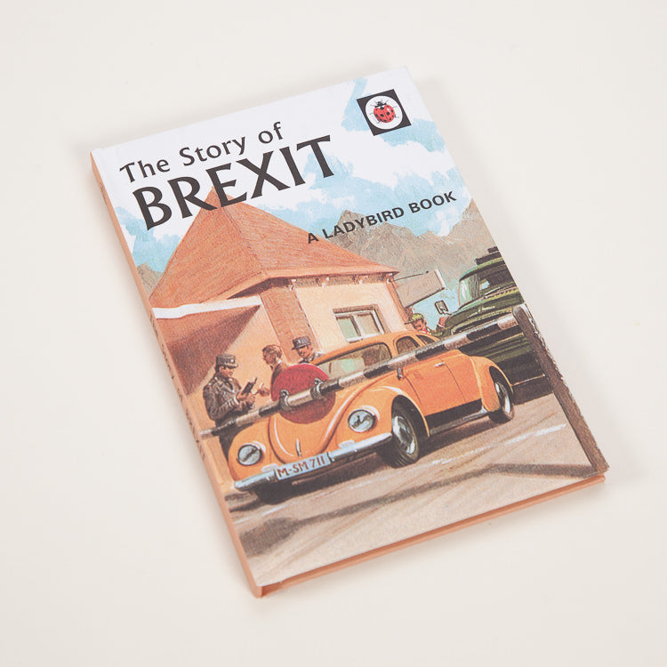Product shot: Ladybird Story Of Brexit