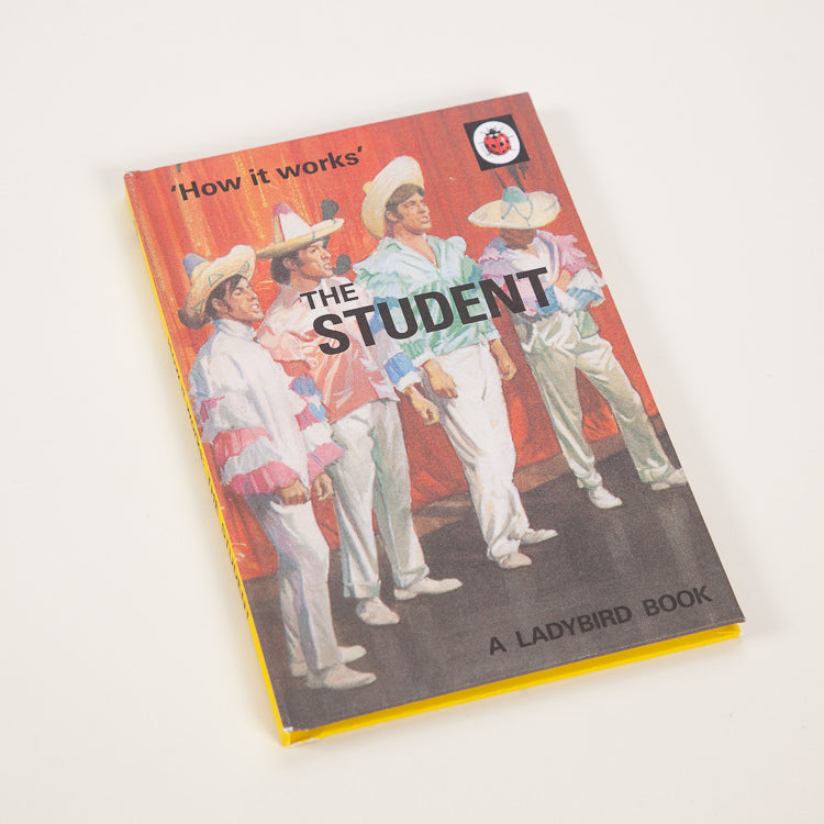 Product shot: Ladybird How It Works: The Student Book
