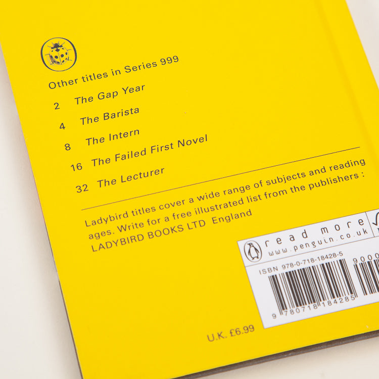 Product shot: Ladybird How It Works: The Student Book - back cover