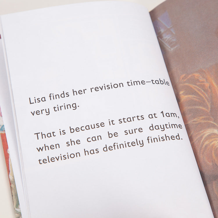 Product shot: Ladybird How It Works: The Student Book - inner page
