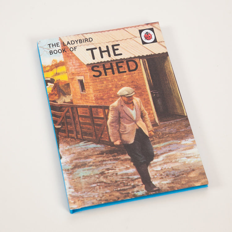 Product shot: Ladybird Book Of The Shed