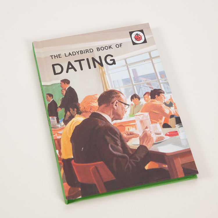 Product shot: Ladybird Book Of Dating