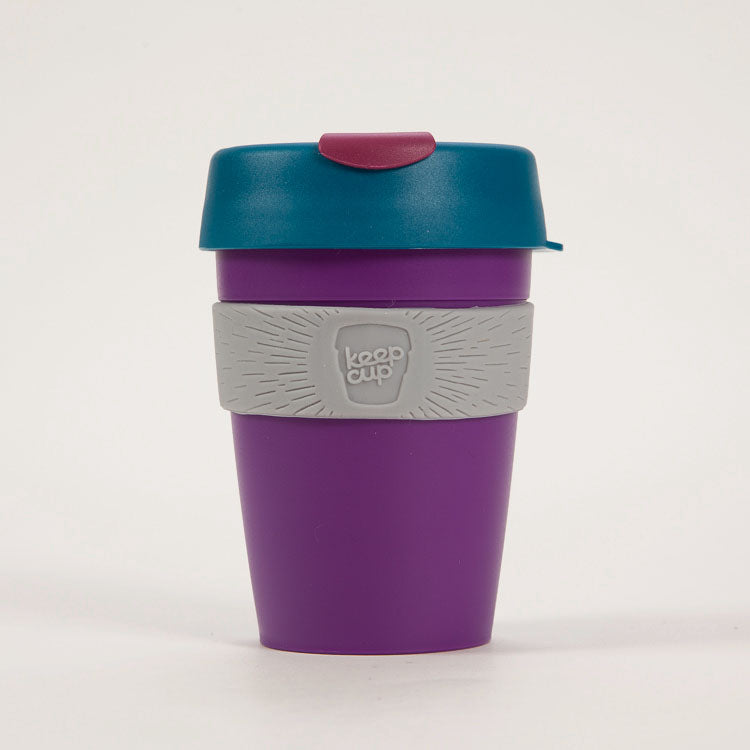 Product shot: KeepCup Sphere Reusable Travel Cup 340ml