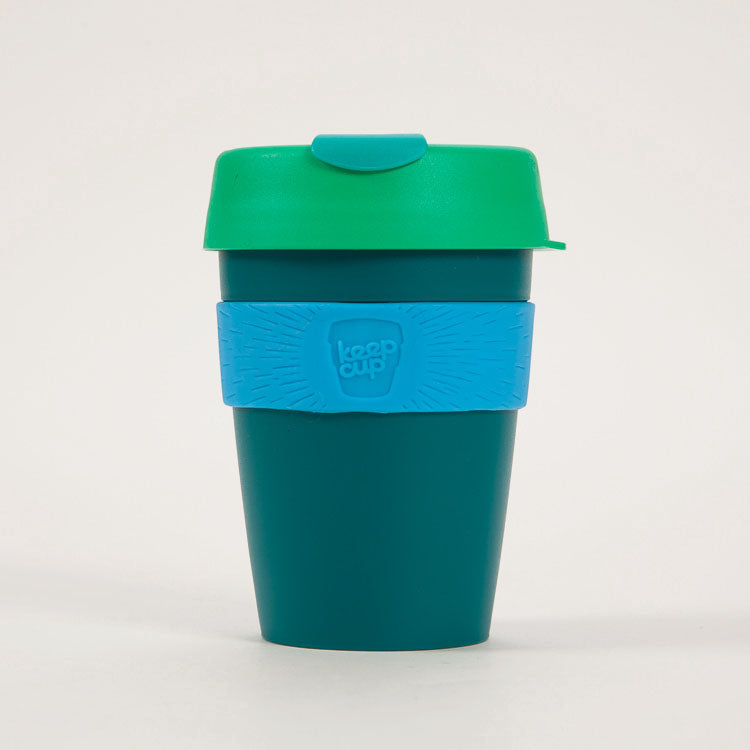 Product shot: KeepCup Eddy Reusable Travel Cup 340ml