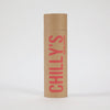 Product shot: CHILLY'S Pastel Coral Bottle 500ml, in packaging