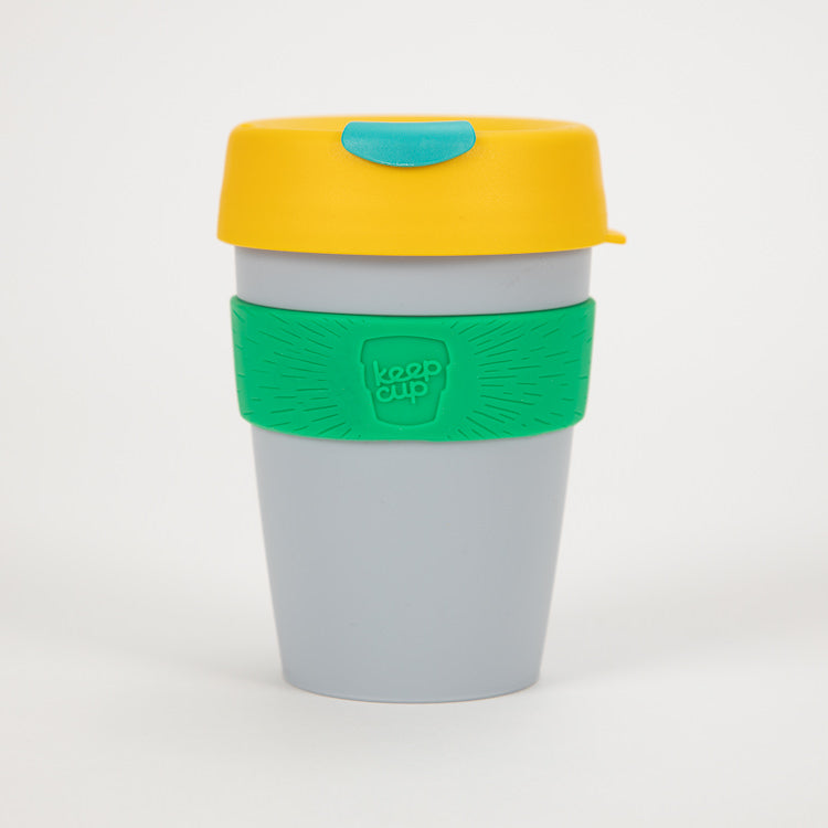KeepCup Mango Fandango Reusable Travel Cup 340ml