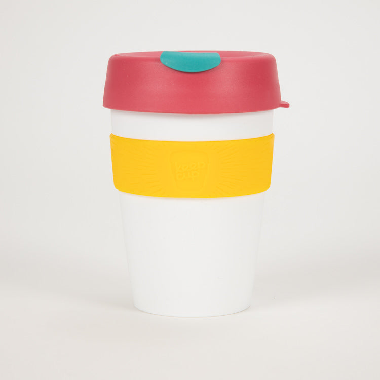 KeepCup Raspberry Mint Fizz Reusable Travel Cup 340ml