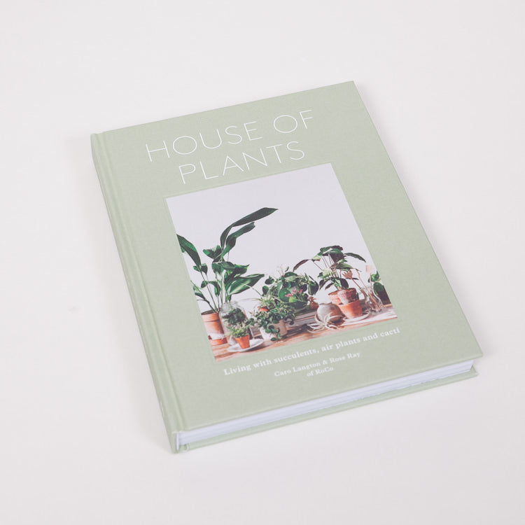 Product shot: House of Plants Book