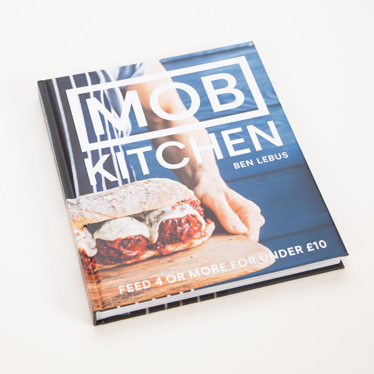 Product shot of Mob Kitchen: Feed 4 or More for under £10
