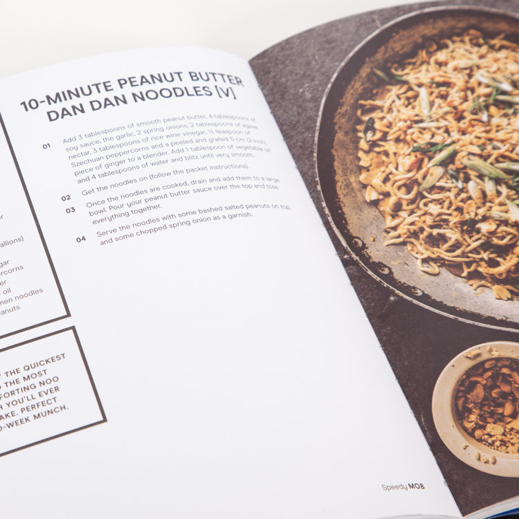Product shot of Mob Kitchen: Feed 4 or More for under £10 - Inner pages