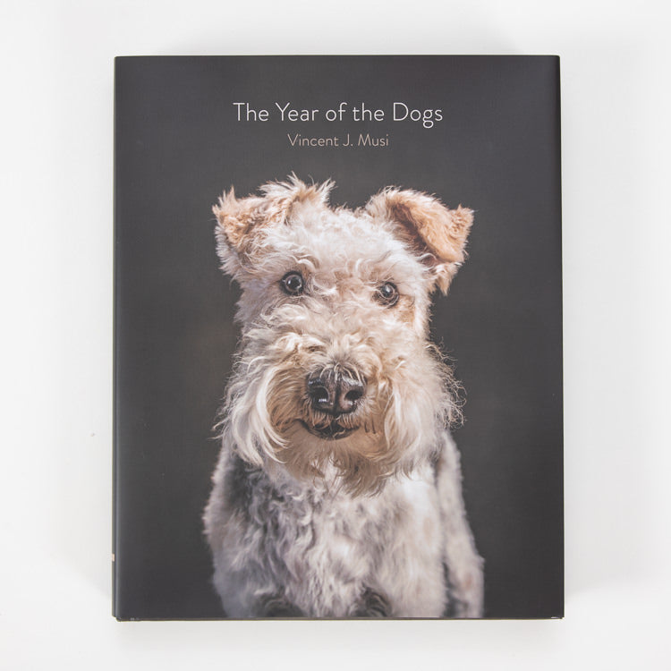 The year Of the Dog By Vincent J. Musi  - front cover