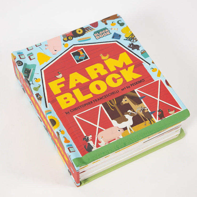 Abrams Appleseed's Farm Block Book