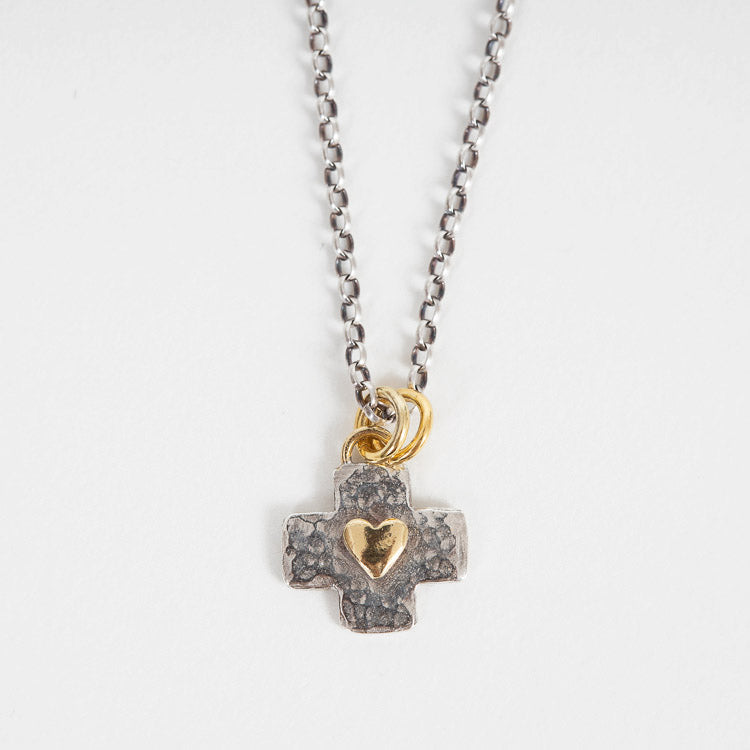 Sophie Harley Byzantine Cross Necklace