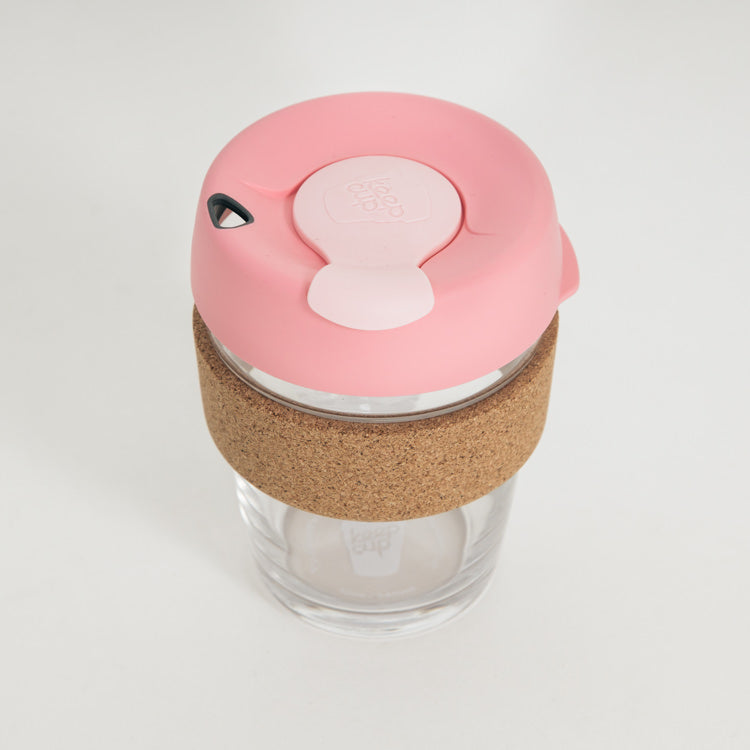 KeepCup Brew Cork Edition Saskatoon 12oz / 340ml Cup