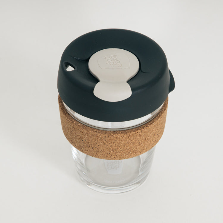 KeepCup Brew Cork Edition Press 12oz / 340ml Cup