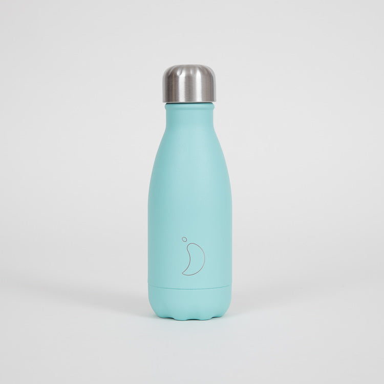Chilly's Pastel Green Drinking Bottle 260ml