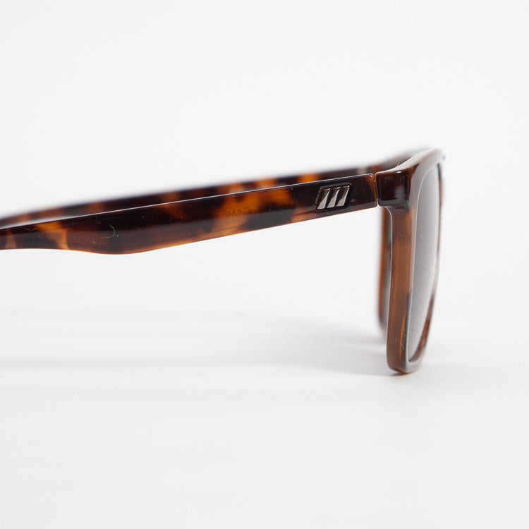Le Specs Fair Game Milky Tort Sunglasses