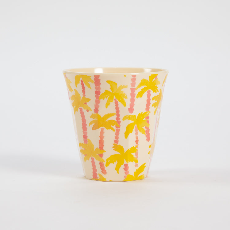 Rice Medium Palm Tree Cup
