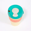 KeepCup Reusable Travel Cup 340ml | Custard Apple - from above
