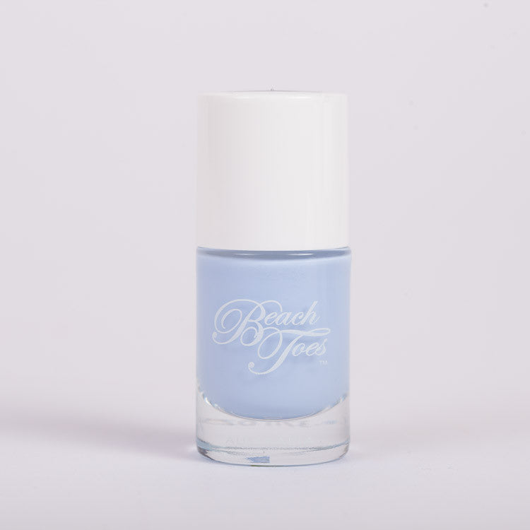 Beach Toes Summer Fling Pastel Lilac Nail Polish