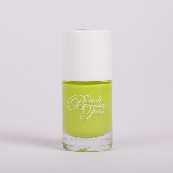 Beach Toes Tropicana Lime Nail Polish