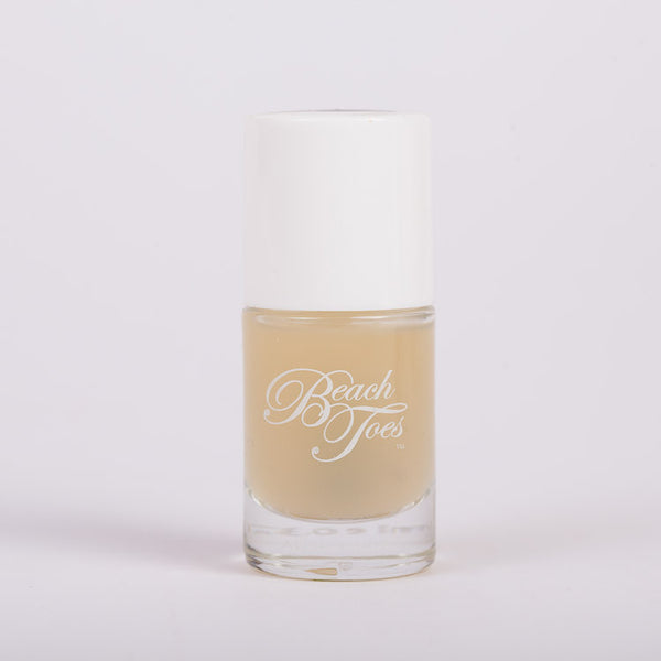 Beach Toes Salt Spray Matte Finish Top Coat Nail Polish