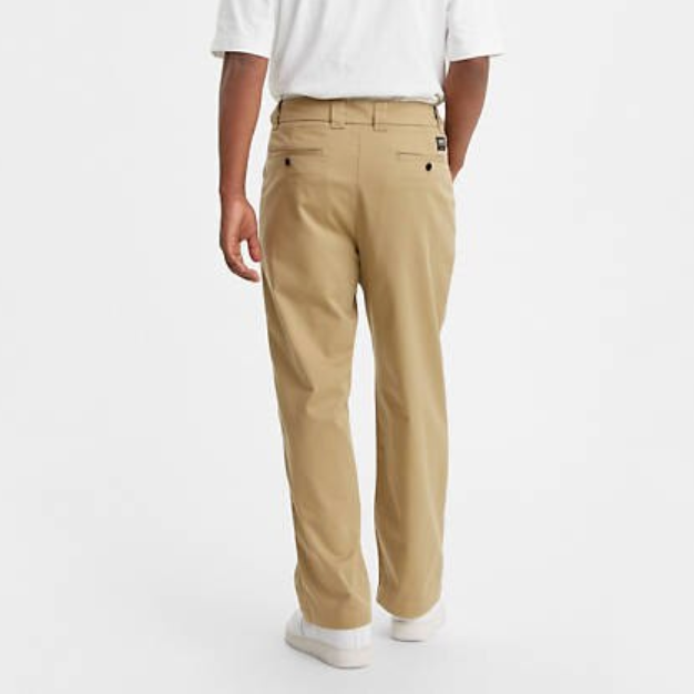 Levi's Made & Crafted Harvest Gold Relaxed Chinos