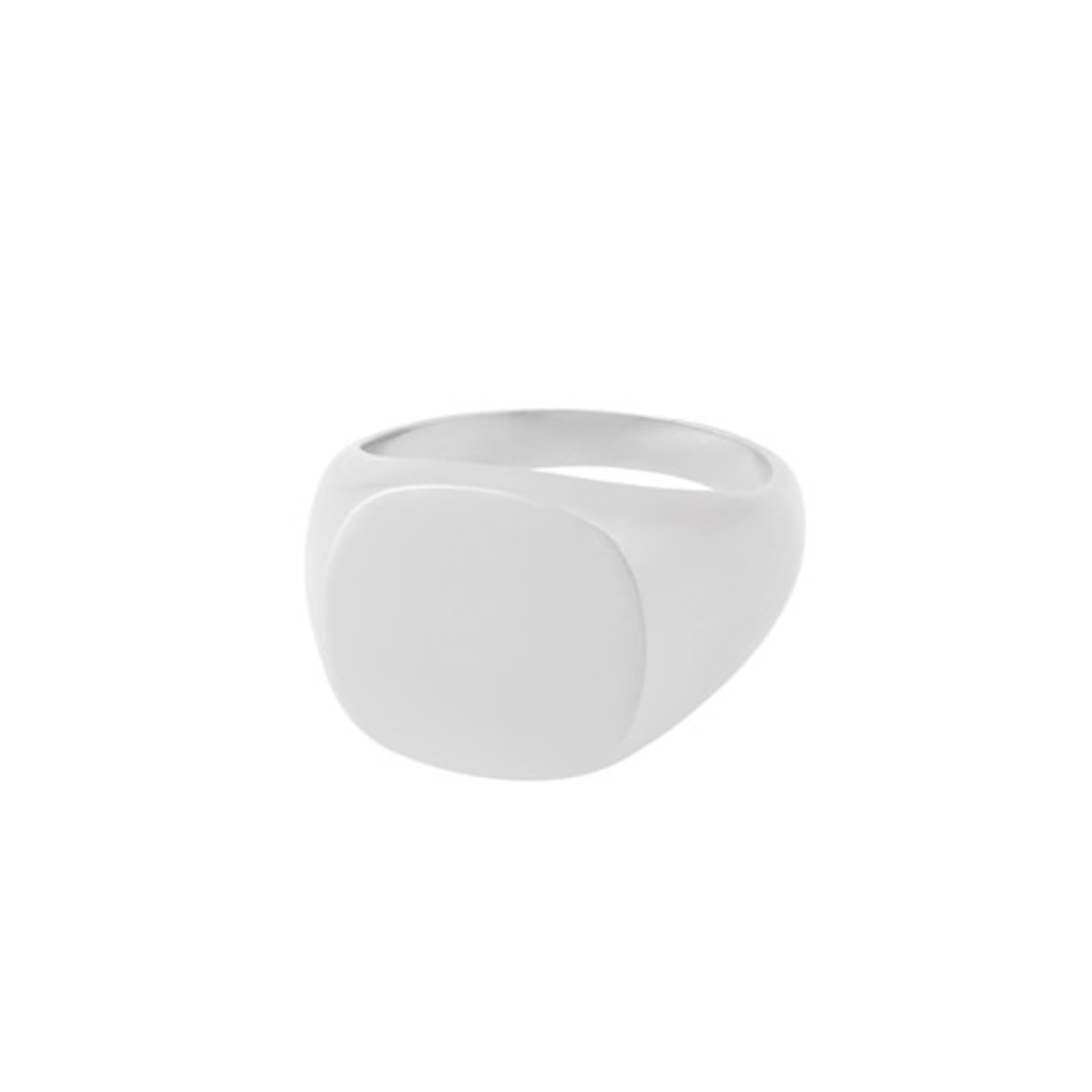 Pernille Corydon Solid Unisex Silver Ring